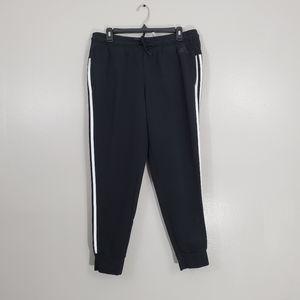 Adidas Black Sweatpants Black Logo